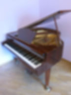 Кабинетный рояль миньон(миньён) рояль Gerbstadt mini 1985 года 140см.б/у Недорогойсовременныйигралимало, состояние идеальное, дека целая. Цена 320тыс. руб. Лучшая цена в Москве рояль под залогом Комиссионные пианино и роялиб/у салон магазинeuropiano.info Москва Россия продать купить б/у пианино или рояльподержанное антикварное или новое фортепиано комиссии реализацию выкуп по выгодной лучшейцене в МосквеМосковской областиКомиссионный салон сшироким выбором импортныхевропейских подержанных и почти новых инструментов пианино роялей по б/у ценеЕвропейские пианиноPetrofПетроф (Петрофф)August Forster Ферстер Wеinbah Вайнбах Roslеr Реслер Sсholzе ШольцеSteinway & sons СтейнвейYamahaZimmermann Циммерман Ronisch Рениш Geyer Гейер Fuchs Mohr Фукс Майер Niendorf Ниендорф GerbstadtГербштадт WagnerВагнер Becker Беккер Schroder Шредер Hupfeld Хупфельдт Wolfframm Вольфрам Knight Кнайт Schiller Шиллер Hailun Piano ХайлунHermann ГерманHoffmann Гофман Хоффман Shanghai б/у