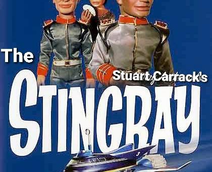 #DRC21 The Stingray