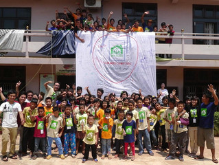 Yangon Summer Camp 2015