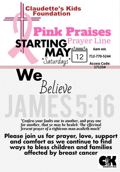 Weekly Prayer Call