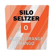 Blood Orange Mango Silo Seltzer_Tap Labe