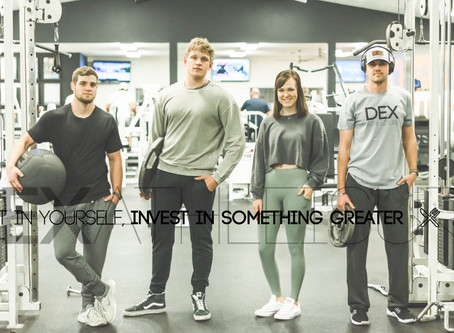 """""""Invest in Yourself, Invest in Something Greater"""""""