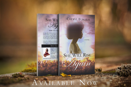 "An Interview With Cheryl Fonteh, Author of ""She Will Rise Again"""