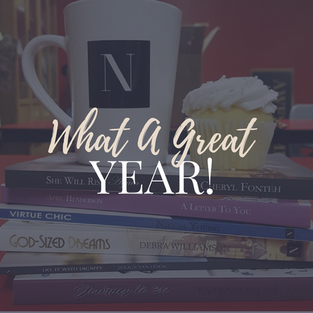 What A Great Year!