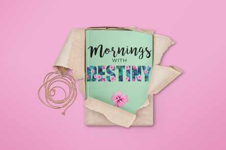 Mornings with Destiny: A Mommy & Me Devotional