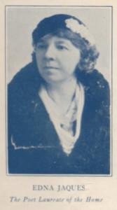Edna Jaques