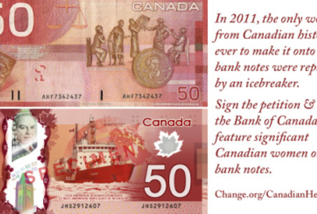 Women on Banknotes