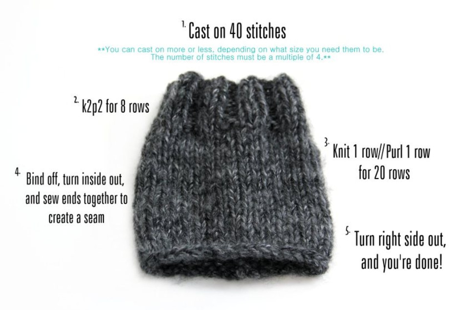 boot cuffs instructions