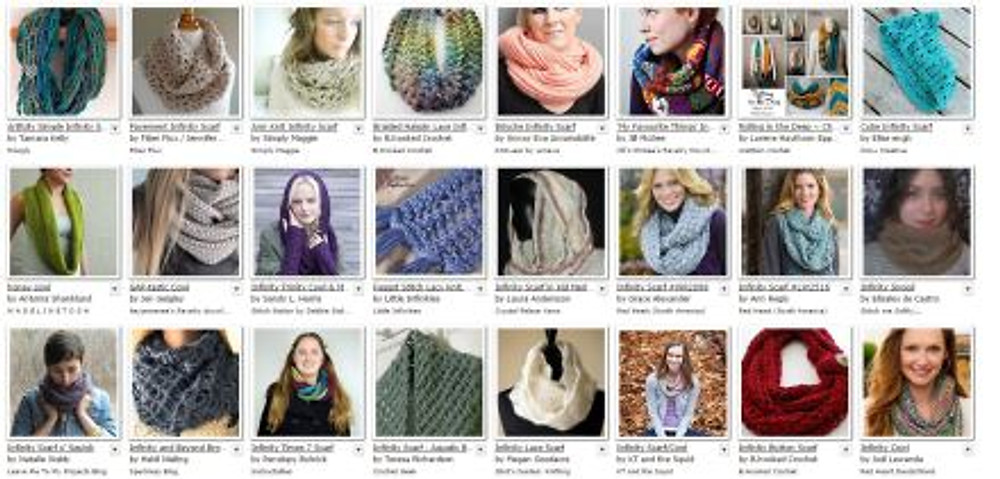 Ravelry Search Results for Infinity