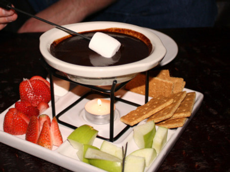 Take 10: Jean Paré's Chocolate Fondue