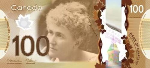 addie on banknote