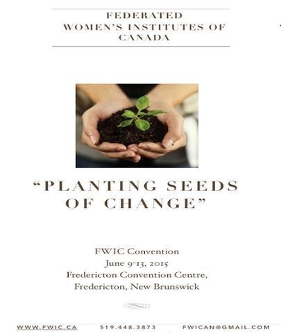 Seeds of change  poster