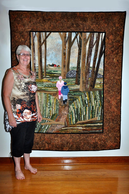 Donna Henderson Quilt a