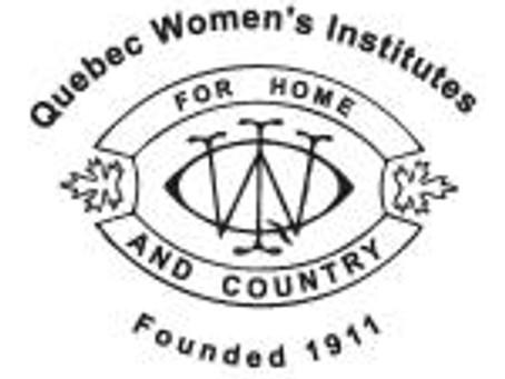 Membership Monday – Featuring Quebec Women's Institute