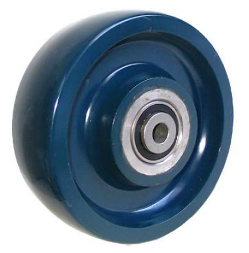 Solid Polyurethane w/ Steel Insert Wheel