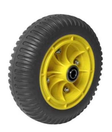 Centipede Wheel