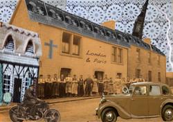 evie - irene collage
