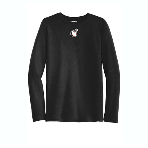 Extra LS Poly Tee (like player pack - wear under Jersey)