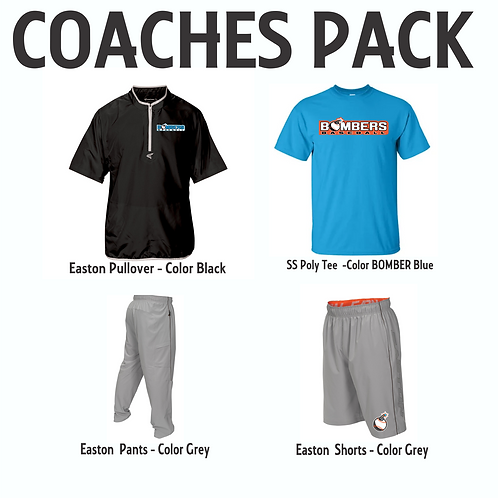 Coaches GAME DAY  Pack