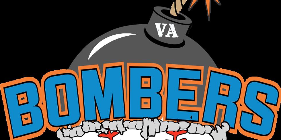 Virginia Bombers Baseball Tryouts