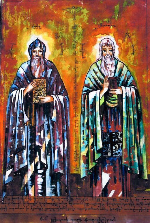 St Cyrill and St Methodius