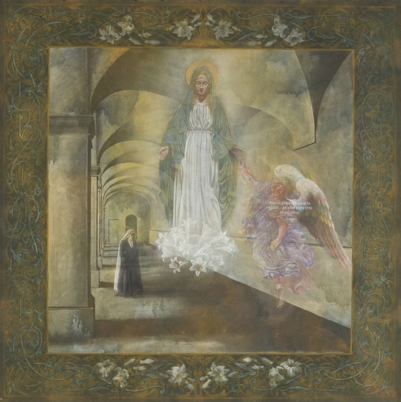 In the Light of Holy Abandonment III
