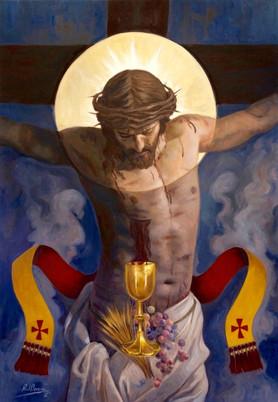 Christ in the Eucharist