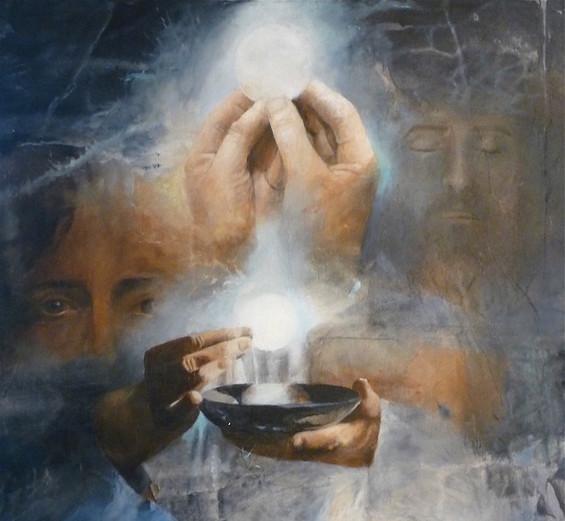 The Eucharist I