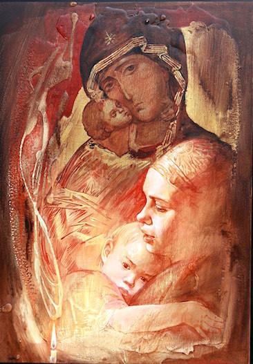 The Divinity of Motherhood