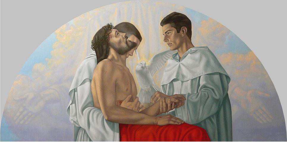 The Priest Who Identifies Himself with Christ