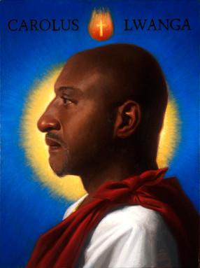 St. Charles Lwanga: African Martyr