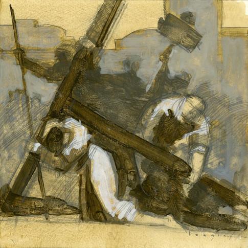 V Station of the Cross