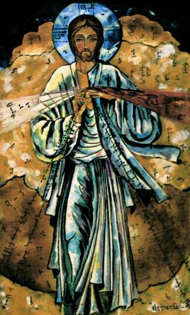 Jesus, the Divine Mercy