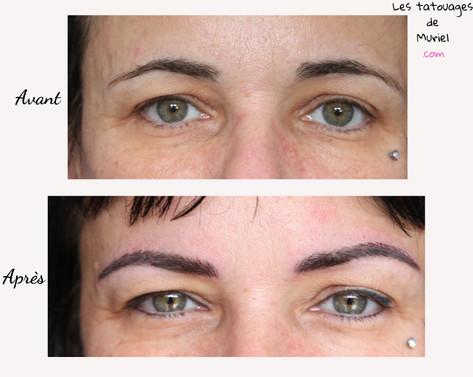 Densification maquillage permanent sourc