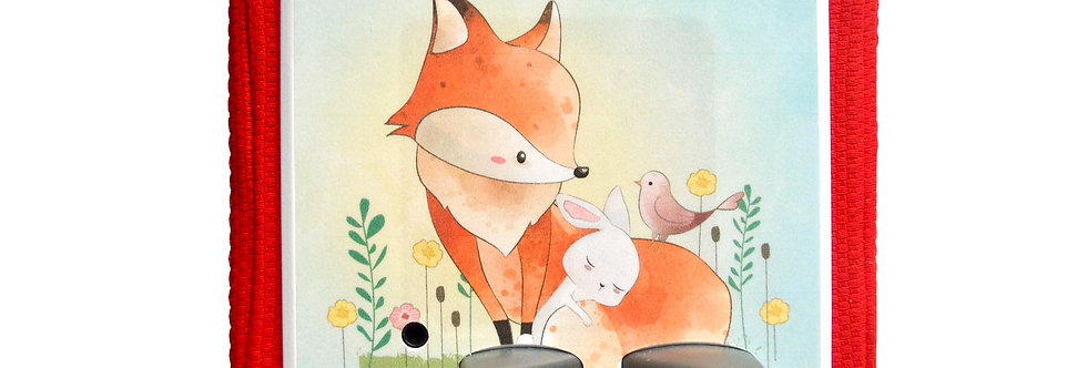 Toniebox Schutzfolie - Fuchs