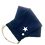 Thumbnail: Mundschutz mit Aufdruck - mit Sternen