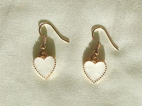 Love Shine Dangle Earrings