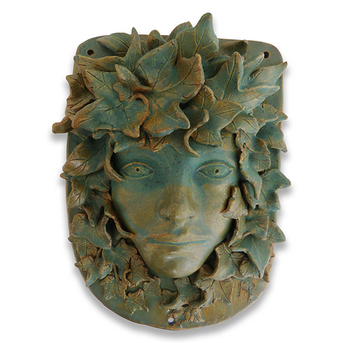 Green Lady (Stoneware)