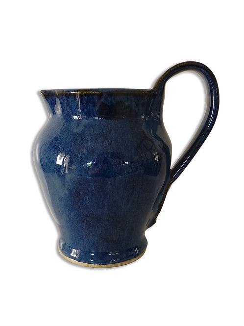 Blue Jug (Stoneware)