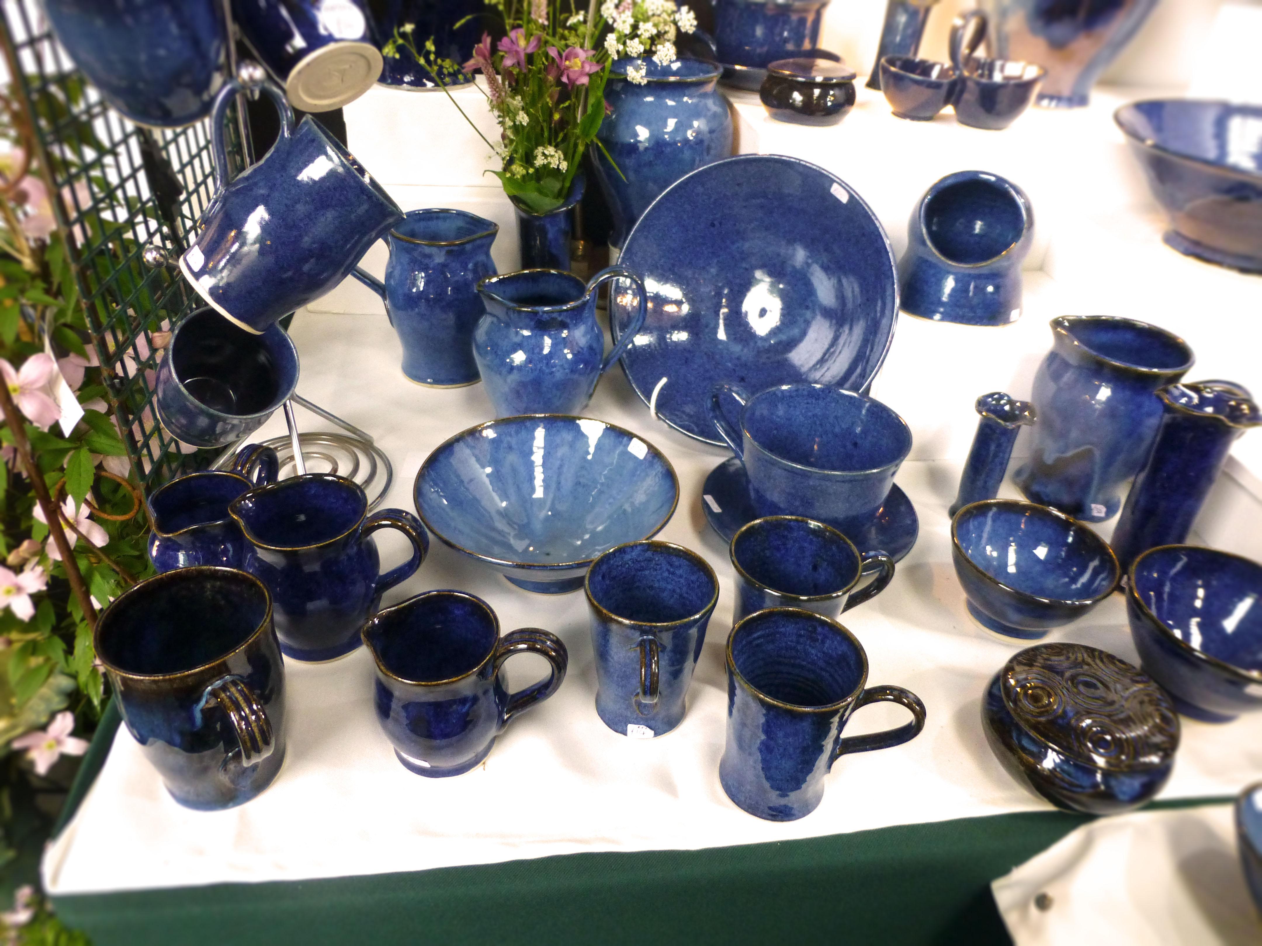 Rachel Padley Ceramics RHS