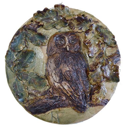 Tawney Owl (Stoneware)