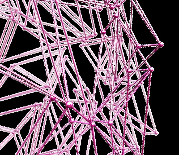 3D molecular render