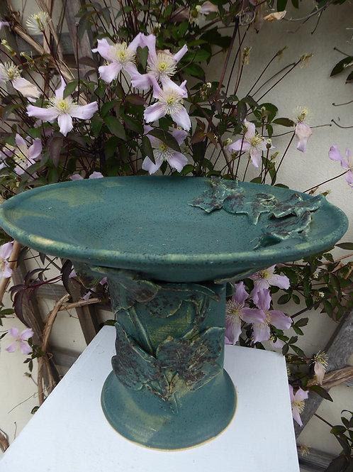 Bird Bath (Stoneware)