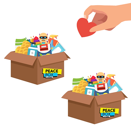 PeaceBox 物資包 x 2個
