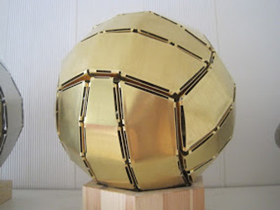 "The ""Golden"" Volleyball"