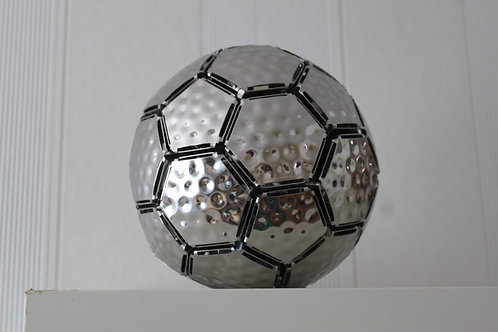 Stainles steel golf ball