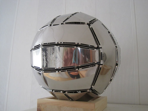 Polished Volleyball