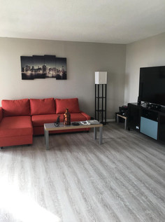 after photo of living room