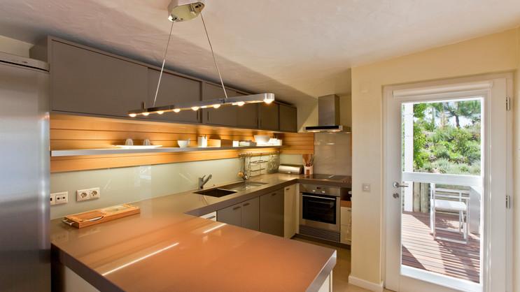Cozinha contemporânea . Carvalhal . 2009