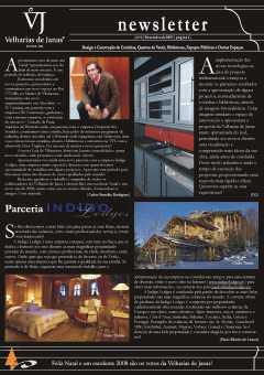 Newsletter VJ 4 | Dezembro de 2007